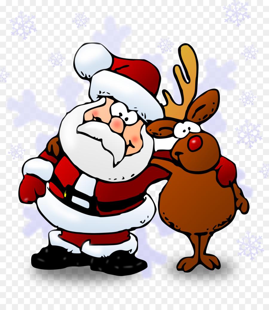 North pole santa clipart download Santa Claus Cartoon png download - 2100*2400 - Free ... download