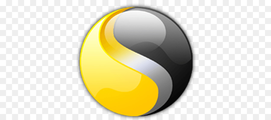 Norton antivirus clipart svg transparent Yellow Circletransparent png image & clipart free download svg transparent