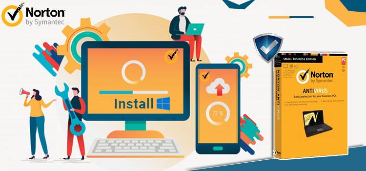 Norton antivirus logo clipart clipart free How to install Norton Antivirus on Windows 10? In Easy Steps clipart free