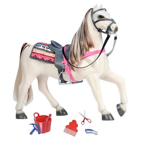 Norwegian horse toy clipart clip transparent Our Generation® Fjord Norwegian Horse™ clip transparent