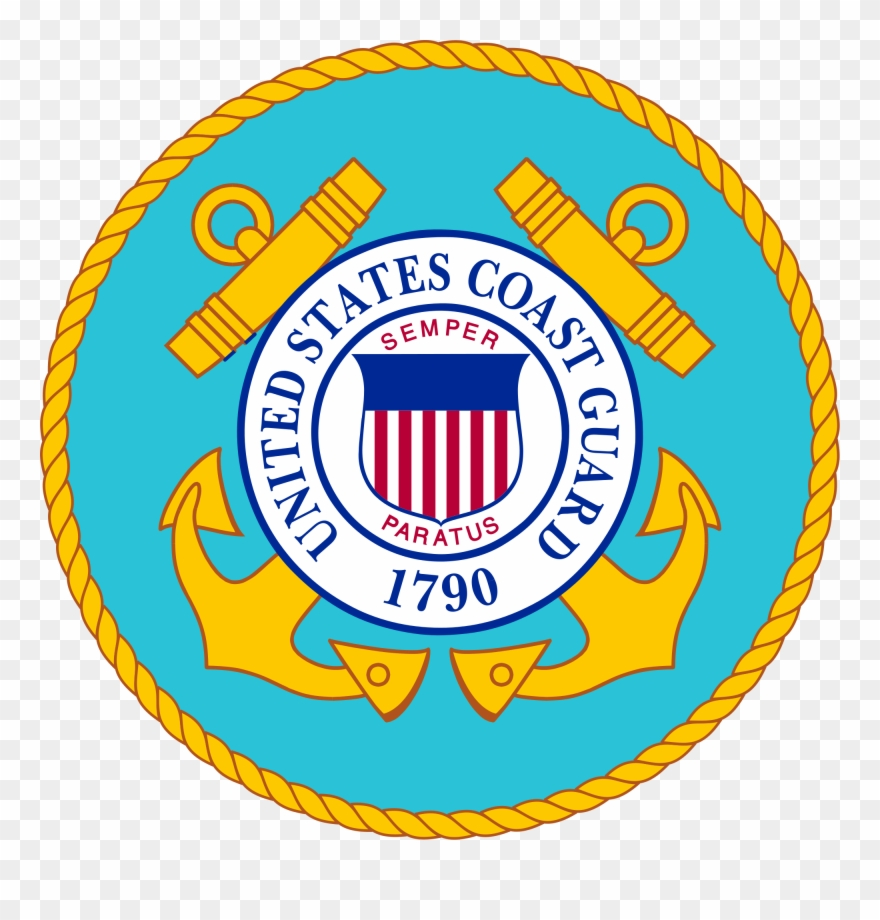 Not available clipart clipart black and white download Image Is Not Available - Department Of The Coast Guard Logo Clipart ... clipart black and white download