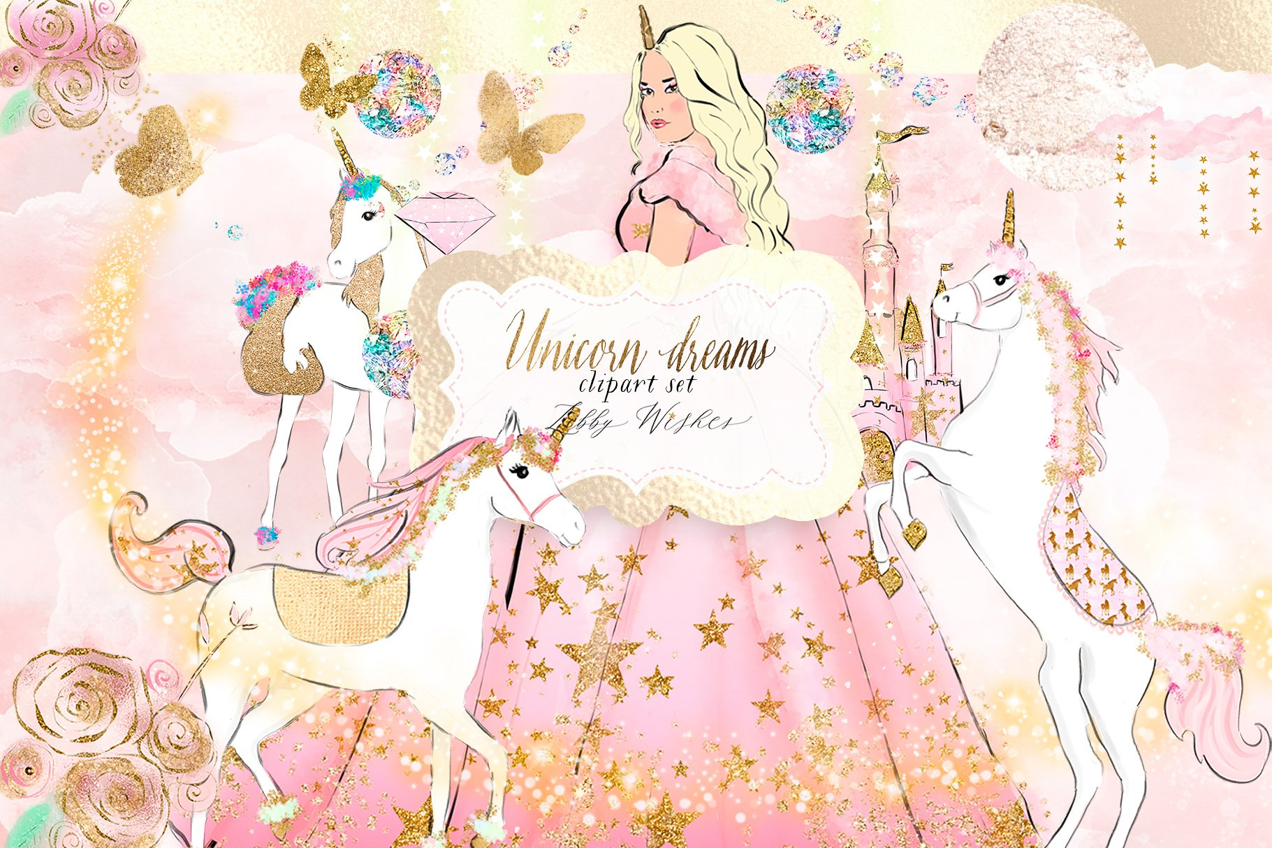 Not being able to dream clipart png free download Unicorn Clipart \