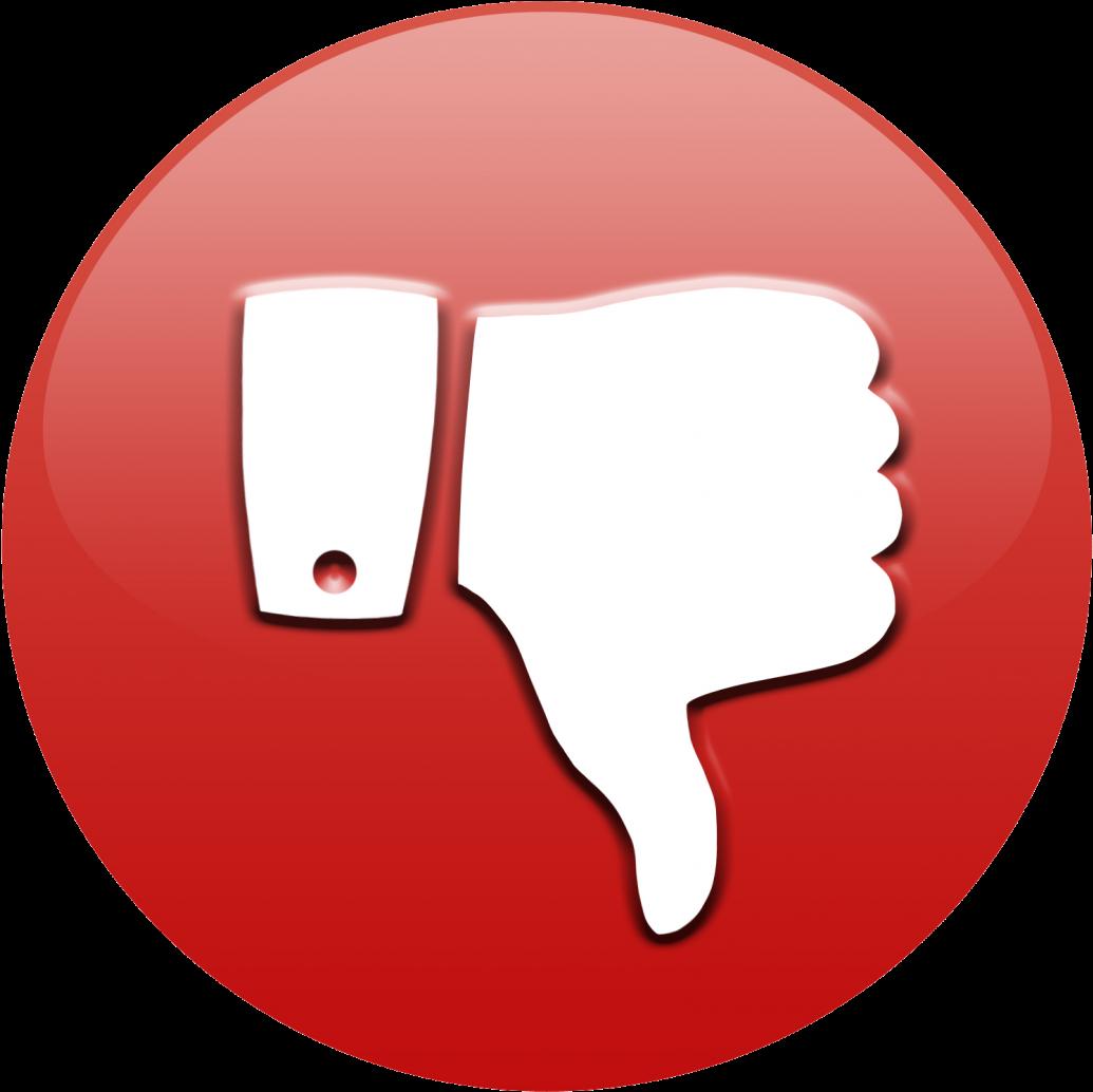 Not good clipart vector download Thumbsdownicon - Not Good Icon Clipart - Full Size Clipart ... vector download