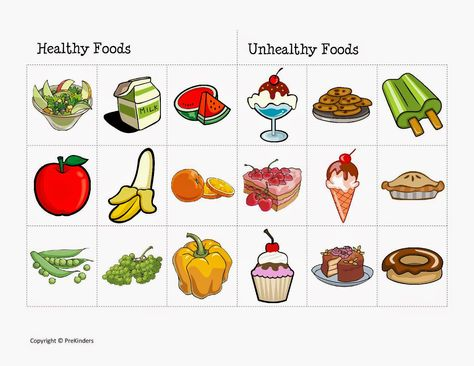Not healthy fridge food clipart banner free stock Pinterest - España banner free stock