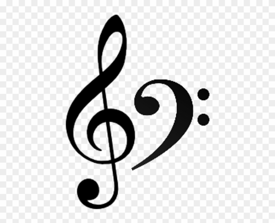 Notation clipart png black and white stock Musical Notation Symbol Download Png Image Clipart (#2767221 ... png black and white stock