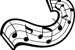 Notation clipart clip Musical notation clipart » Clipart Portal clip