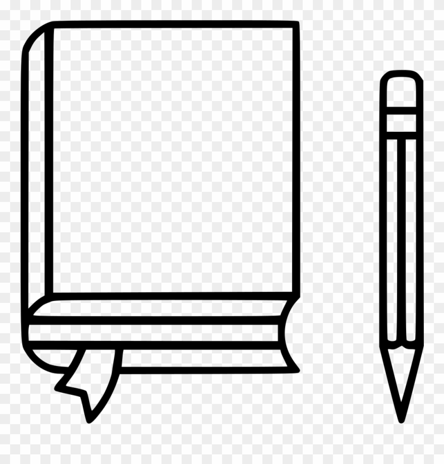 Notebook clipart icon clipart transparent stock Notebook Svg Png Icon Free Download Comments Ⓒ Clipart ... clipart transparent stock