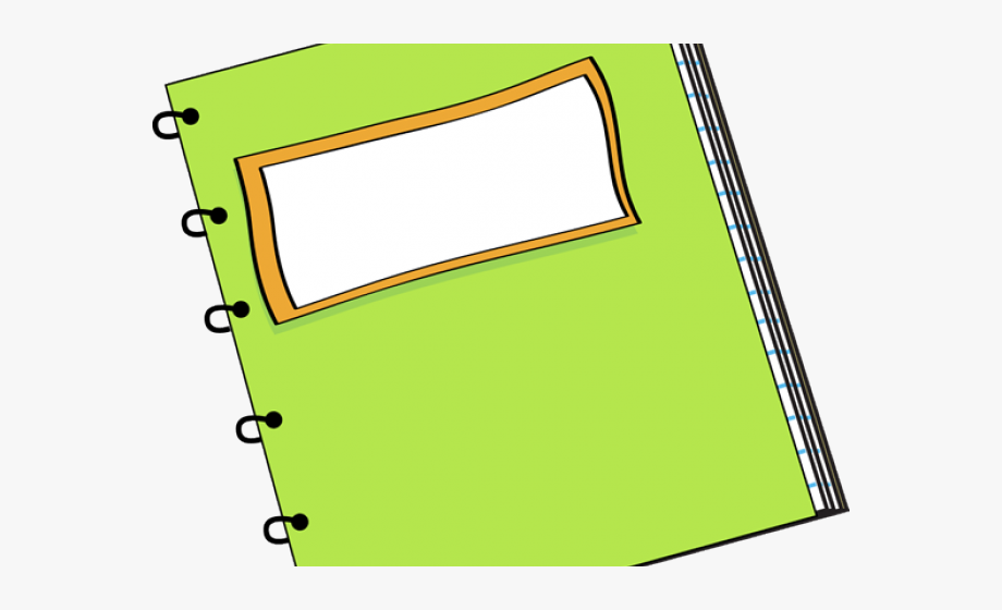 School notebook clipart clipart transparent Notebook Clipart School Notebook - Language Arts Notebook ... clipart transparent