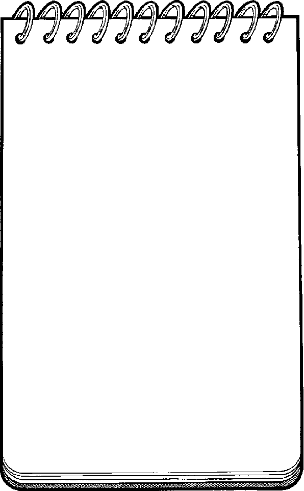Notepad cliparts svg black and white stock 12+ Notepad Clipart | ClipartLook svg black and white stock