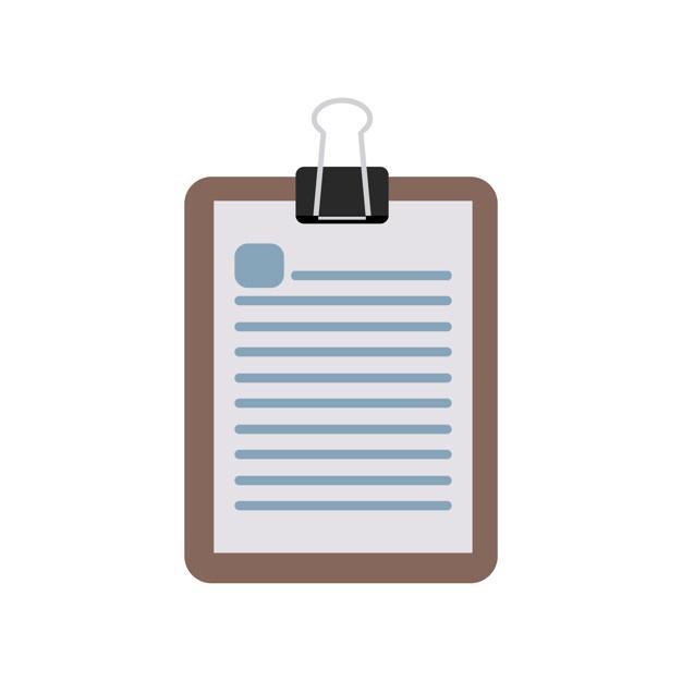 Notepad logo clipart clip royalty free Notepad Vectors, Photos and PSD files | Free Download clip royalty free
