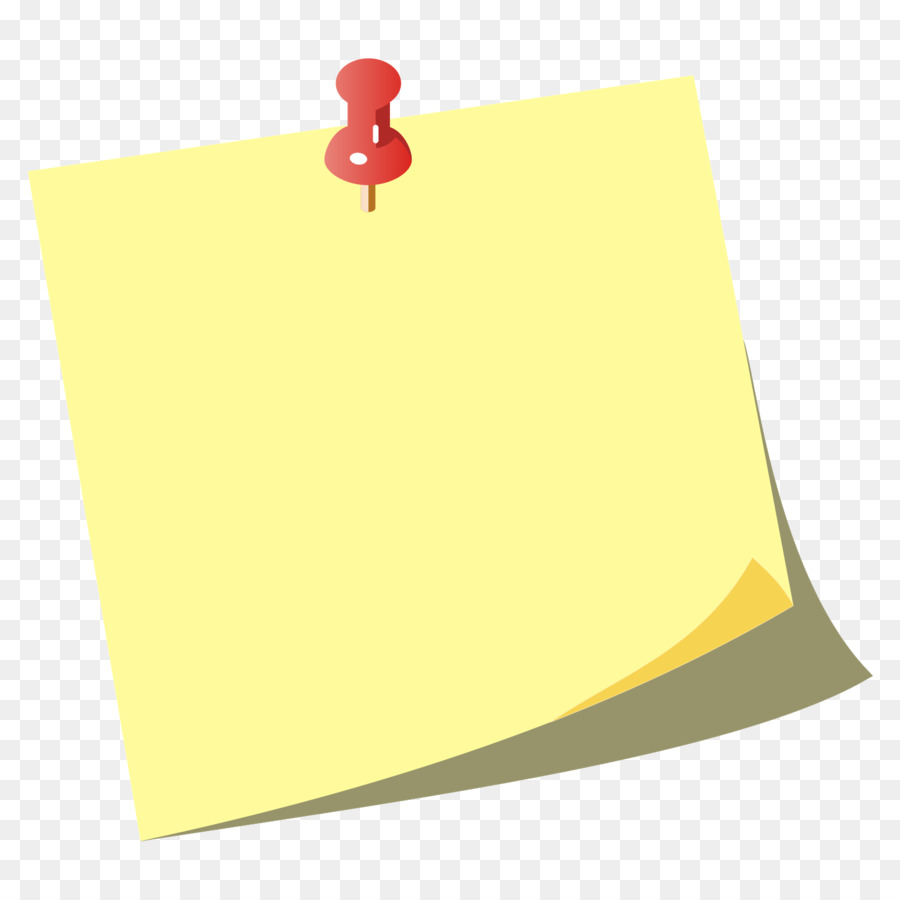 Notes paper clipart