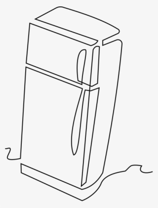 Nothing in the fridg clipart black and white clipart library stock Fridge PNG Images | PNG Cliparts Free Download on SeekPNG , Page 2 clipart library stock