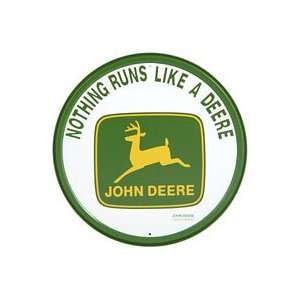 Nothing runs like a deere clipart clipart black and white Download john deere clipart John Deere Logo Brand | Green ... clipart black and white