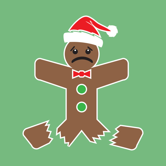 Nothing says christmas like gingerbread clipart banner free Gingerbread XMAS Shirt banner free