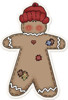 Nothing says christmas like gingerbread clipart picture freeuse 1906 Best CLIP ART - GINGERBREAD - CLIPART images in 2019 ... picture freeuse