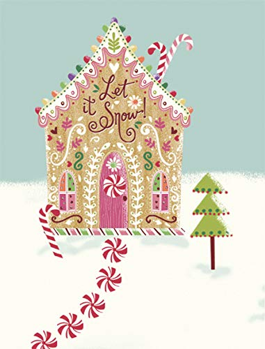 Nothing says christmas like gingerbread clipart banner royalty free Amazon.com : Pop Up Cards Christmas Cards Greeting Cards ... banner royalty free