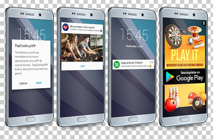 Notificacion clipart clip transparent download Feature Phone Smartphone Notificación Push Mobile Phones PNG ... clip transparent download