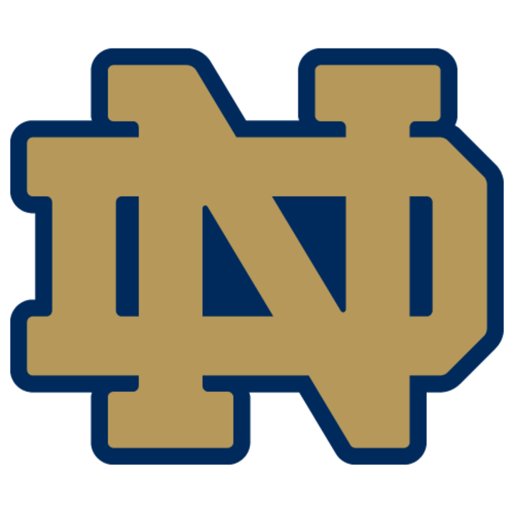 Notre dame football clipart vector Notre Dame Fighting Irish play Michigan Wolverines on September 1st ... vector