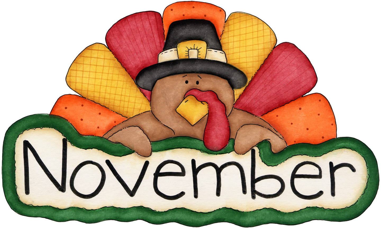 November calendar clip art graphic royalty free November clipart - ClipartFest graphic royalty free