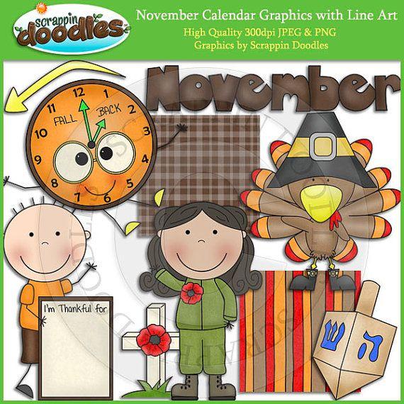 November calendar clipart picture download 17 Best ideas about November Calendar on Pinterest   Calendar ... picture download