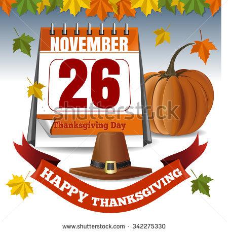 November calendar clipart pilgrims clipart transparent download Thanksgiving Calendar Stock Photos, Royalty-Free Images & Vectors ... clipart transparent download