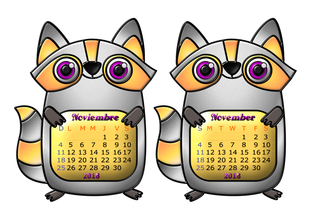 Noviembre clipart png library stock November clipart noviembre, November noviembre Transparent ... png library stock