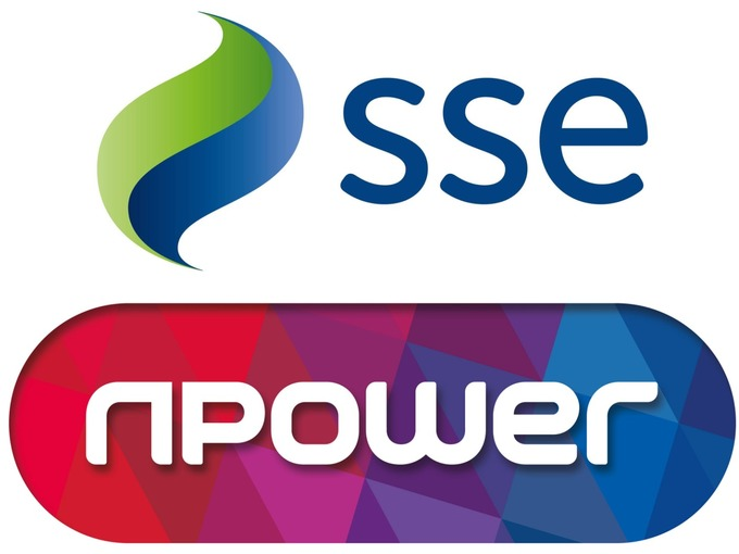 Npower logo clipart image royalty free library SSE and Npower merger given all-clear by competition ... image royalty free library