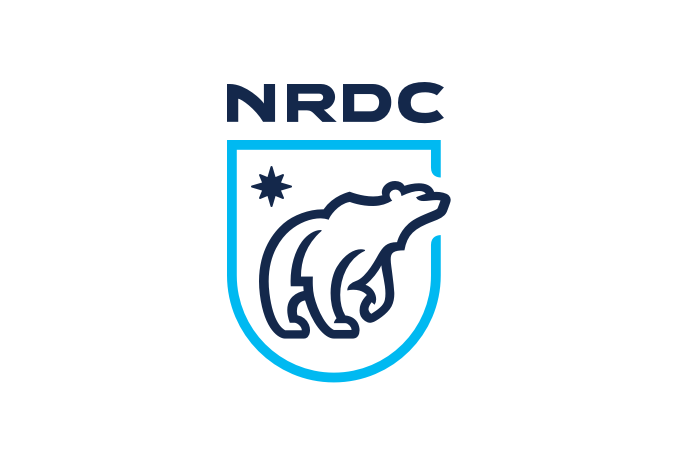 Nrdc logo clipart banner royalty free stock Greenpeace USA   Echo&Co banner royalty free stock