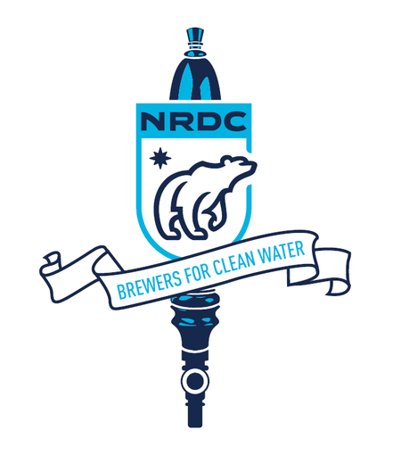Nrdc logo clipart clip transparent Brewers for Clean Water   NRDC clip transparent
