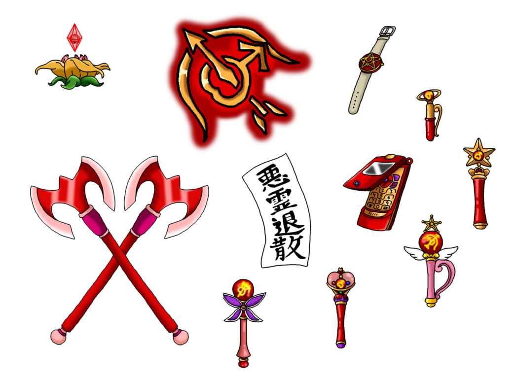 Nsg clipart vector freeuse download Sailor mars wand clipart images gallery for free download ... vector freeuse download