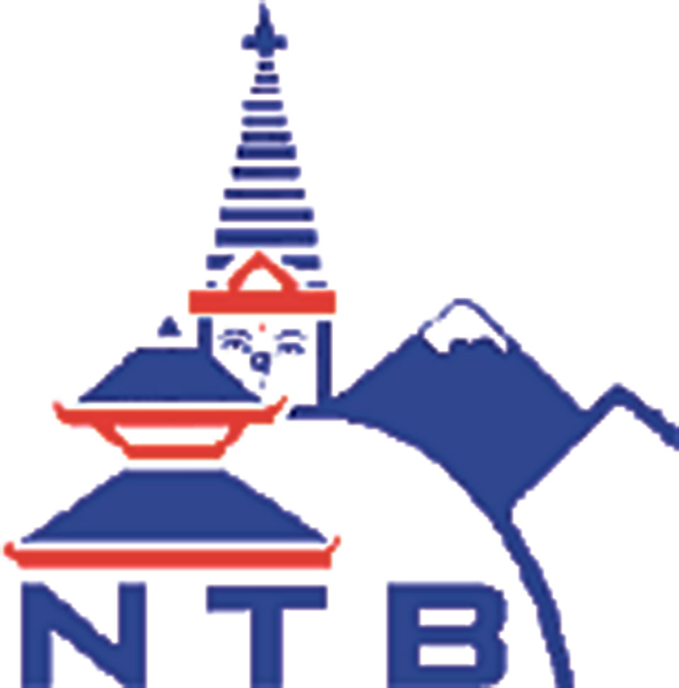 Ntb logo clipart svg royalty free stock Tourism Udyami Seedcamp\' launched - myRepublica - The New ... svg royalty free stock