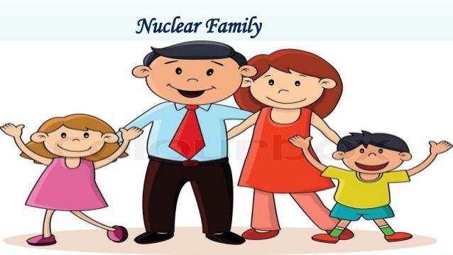 Nuclear family clipart jpg stock Nuclear Family jpg stock
