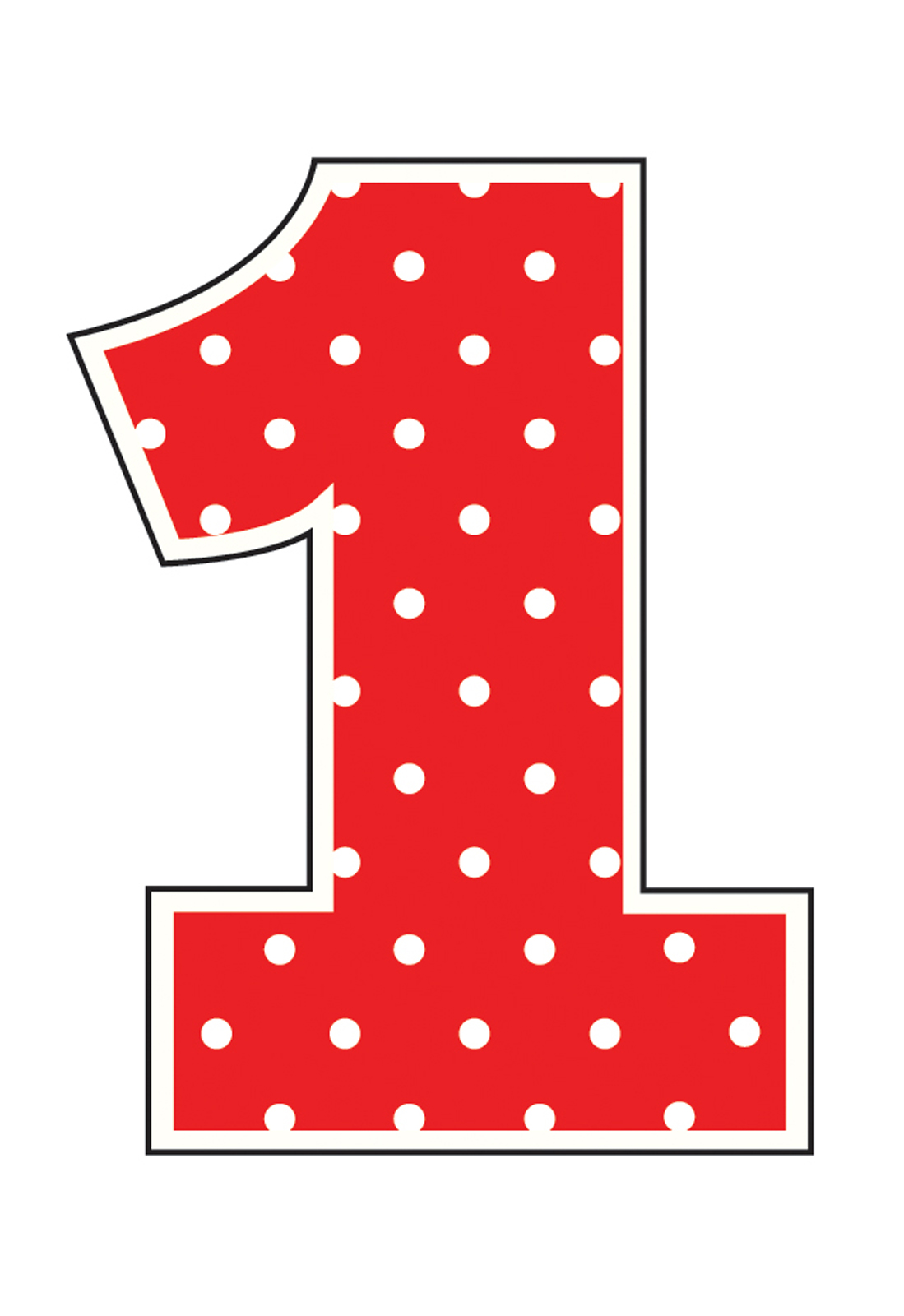 Number 1 candle clipart png library stock Number 1 Birthday Clipart - Clipart Kid png library stock