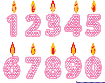 Number 1 candle clipart clip freeuse stock Number 1 candle clipart - ClipartFest clip freeuse stock