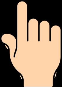 Number 1 finger clipart png transparent download Finger Clip Art & Finger Clip Art Clip Art Images - ClipartALL.com png transparent download
