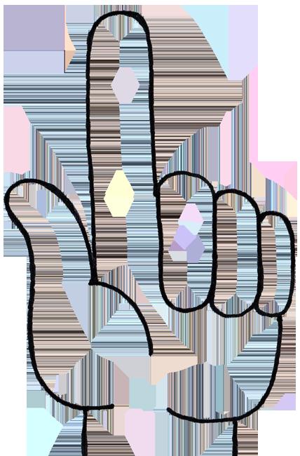 Number 1 finger clipart png transparent Number 1 Finger Clipart - Clipart Kid png transparent