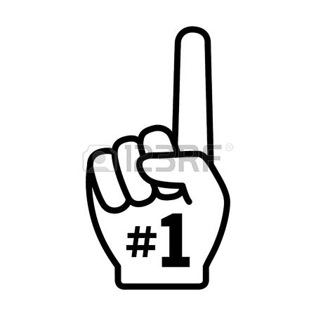 Number 1 finger clipart clipart stock 1,618 Number One Finger Cliparts, Stock Vector And Royalty Free ... clipart stock