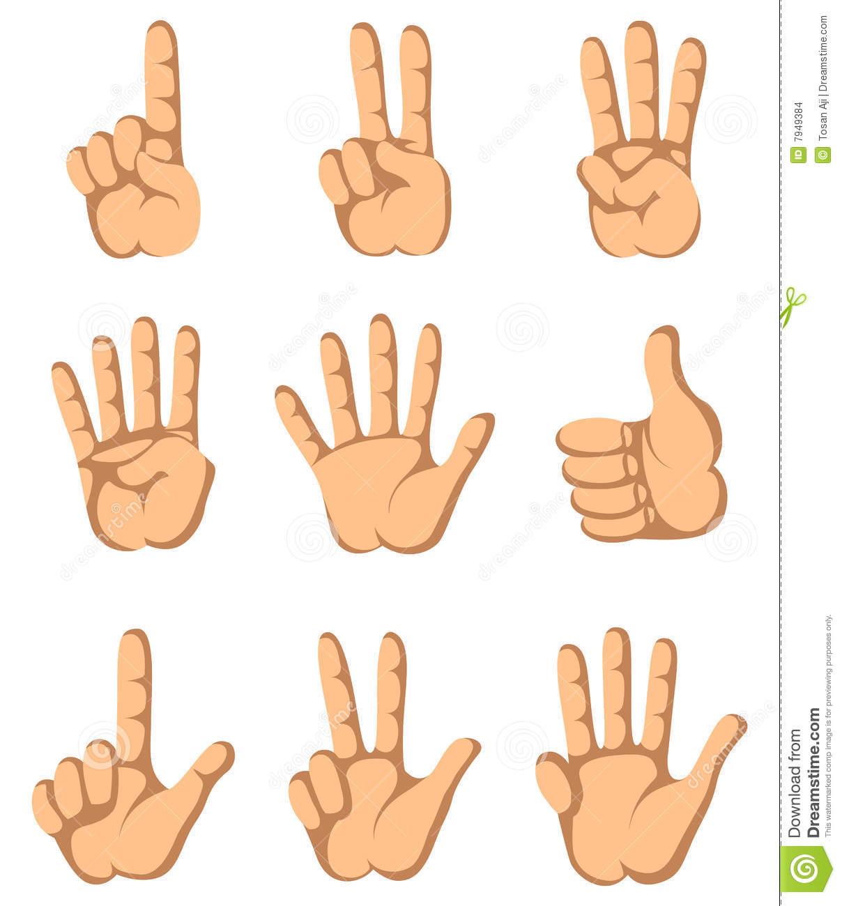 Number 1 finger clipart clip freeuse Number 1 Finger Clipart - Clipart Kid clip freeuse