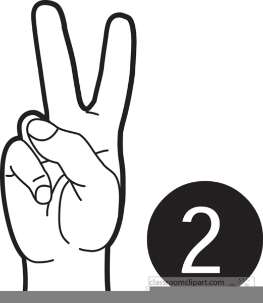 Number 1 hand clipart graphic download Number Clipart Black And White | Free Images at Clker.com ... graphic download