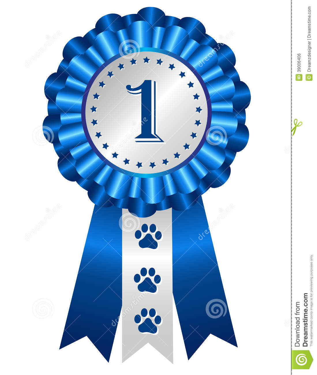 Number 1 ribbon clipart clipart transparent download Dog Show Ribbon Clipart - Clipart Kid clipart transparent download