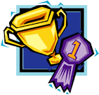 Number 1 trophy clipart freeuse download Free clipart images of trophies - ClipartFest freeuse download