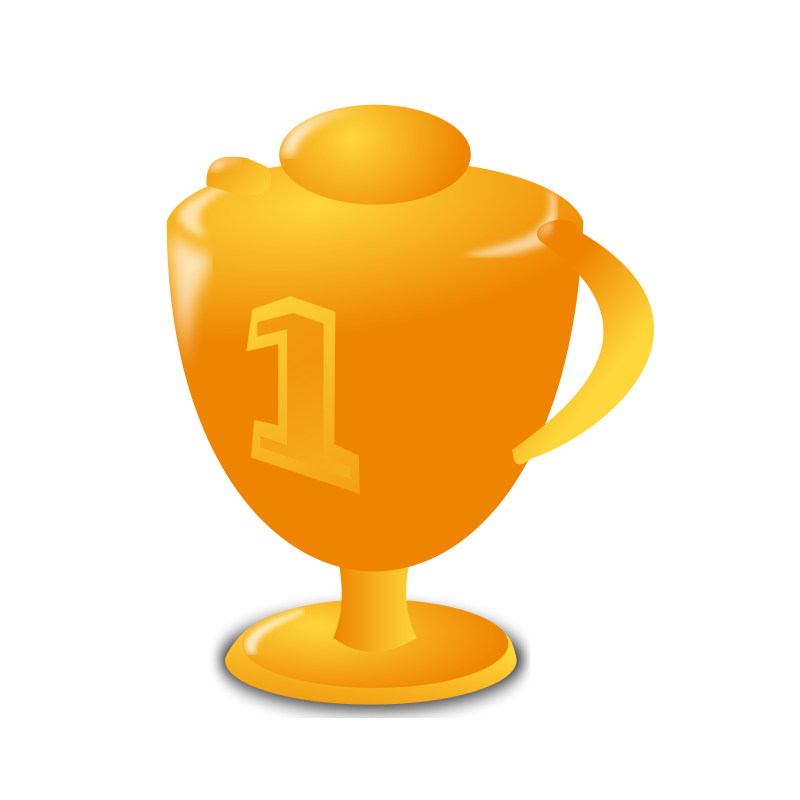 Number 1 trophy clipart graphic free stock Number 1 trophy clipart - ClipartFest graphic free stock