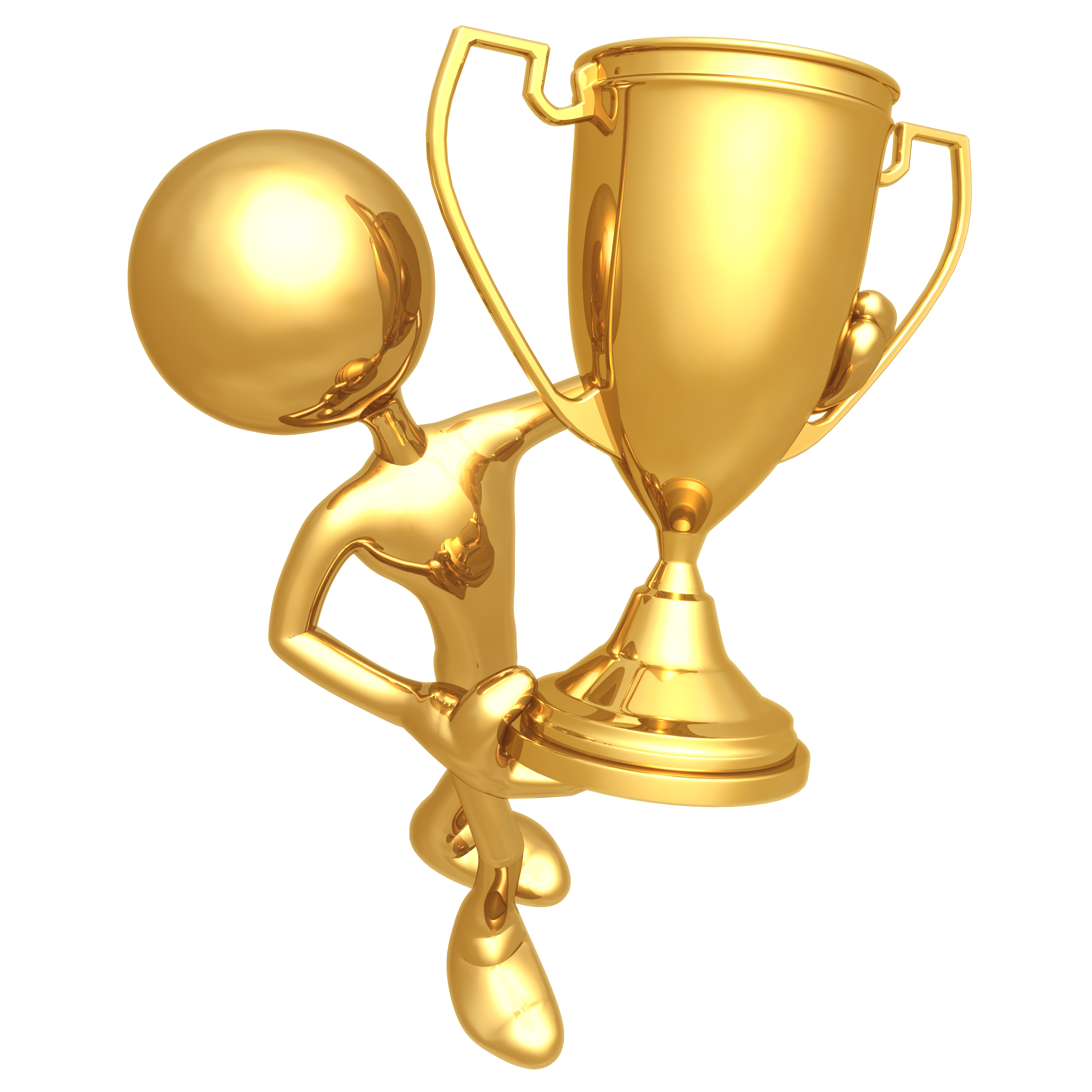 Number 1 trophy clipart clip library library Holding trophy clipart - ClipartFest clip library library