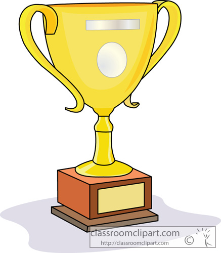 Number 1 trophy clipart picture black and white stock 1 Trophy Black Clipart - Clipart Kid picture black and white stock
