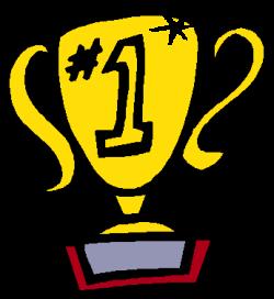 Number 1 trophy clipart banner Number 1 trophy clipart - ClipartFest banner
