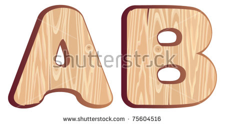 Number 1 wooden letter clipart svg library download Wood Font Stock Photos, Royalty-Free Images & Vectors - Shutterstock svg library download