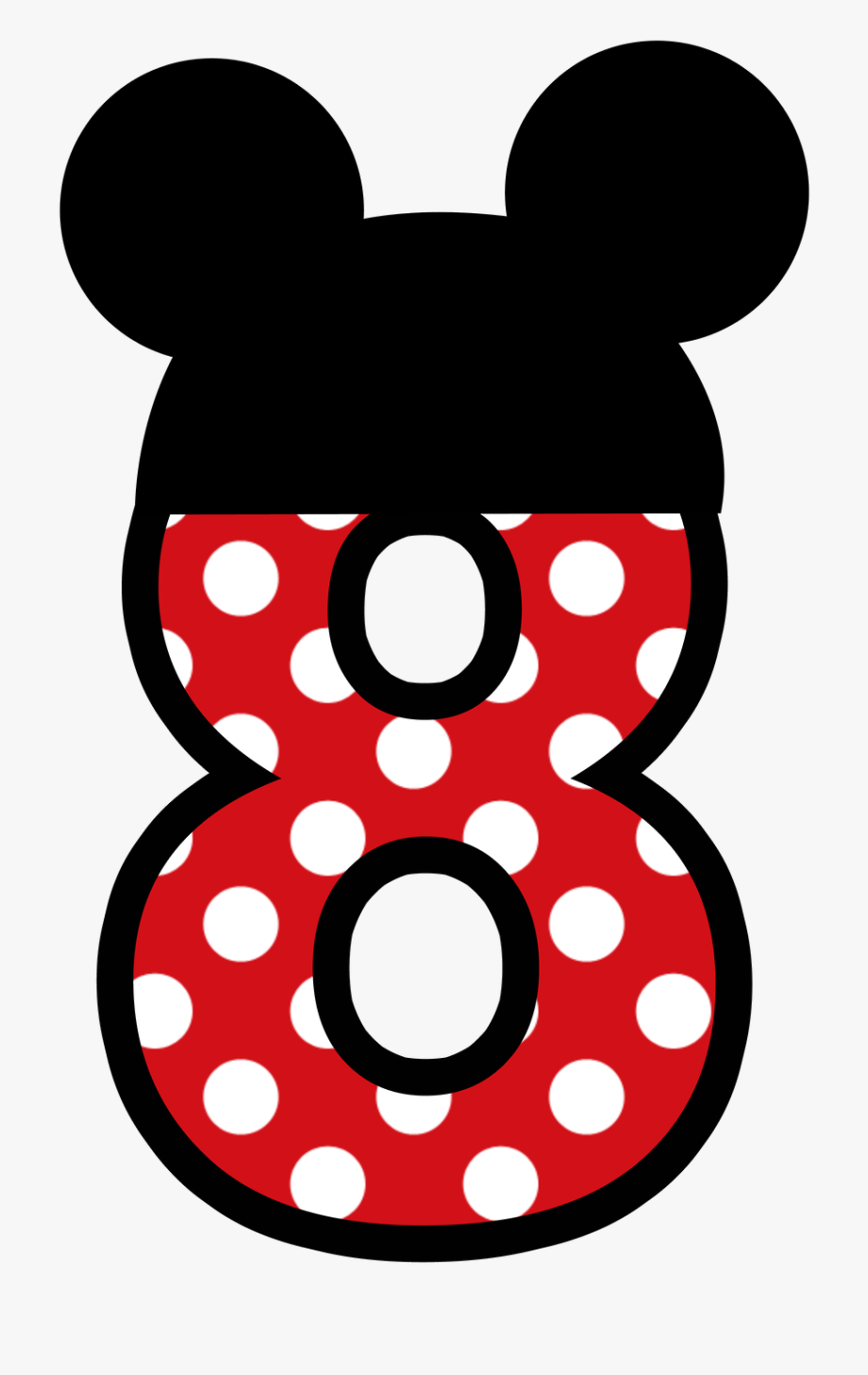 Number 2 birthday clipart for a boy picture royalty free library Number 2 Clipart 2nd Birthday Boy - Number 0 Mickey Mouse ... picture royalty free library