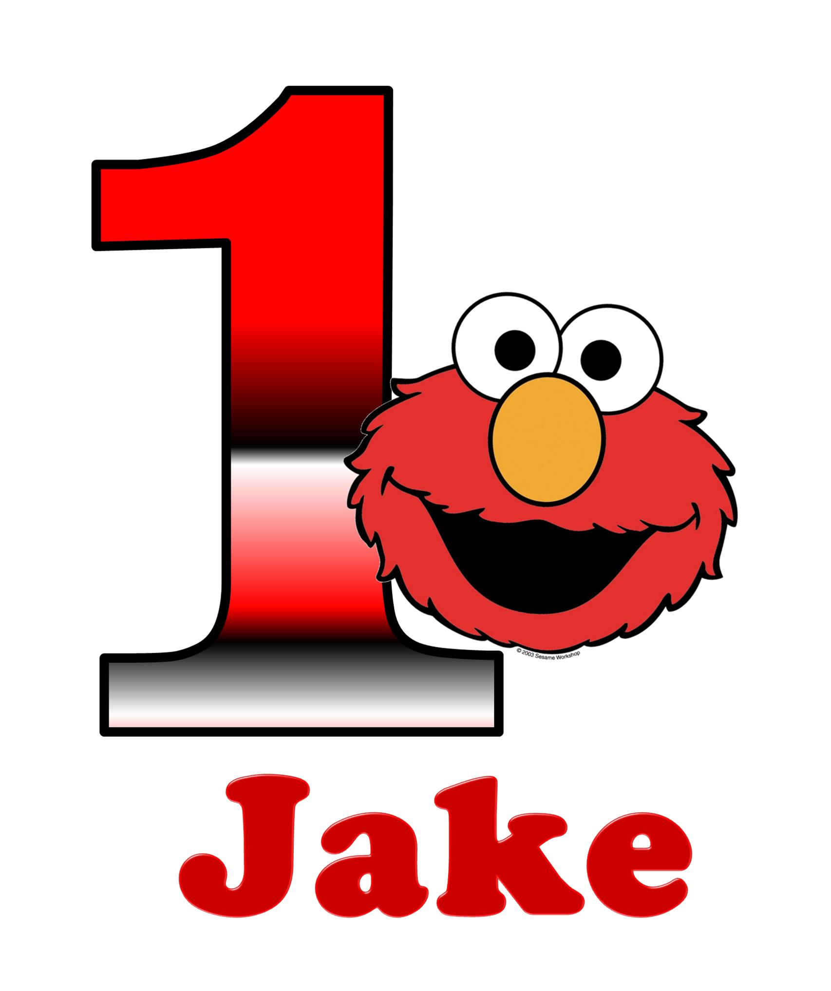 Number 2 birthday clipart for a boy image royalty free library Elmo Number 2 Cliparts - Cliparts Zone image royalty free library