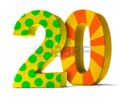 Number 20 clipart vector freeuse download 0 Number 20 Cliparts, Stock Vector And Royalty Free Number 20 ... vector freeuse download
