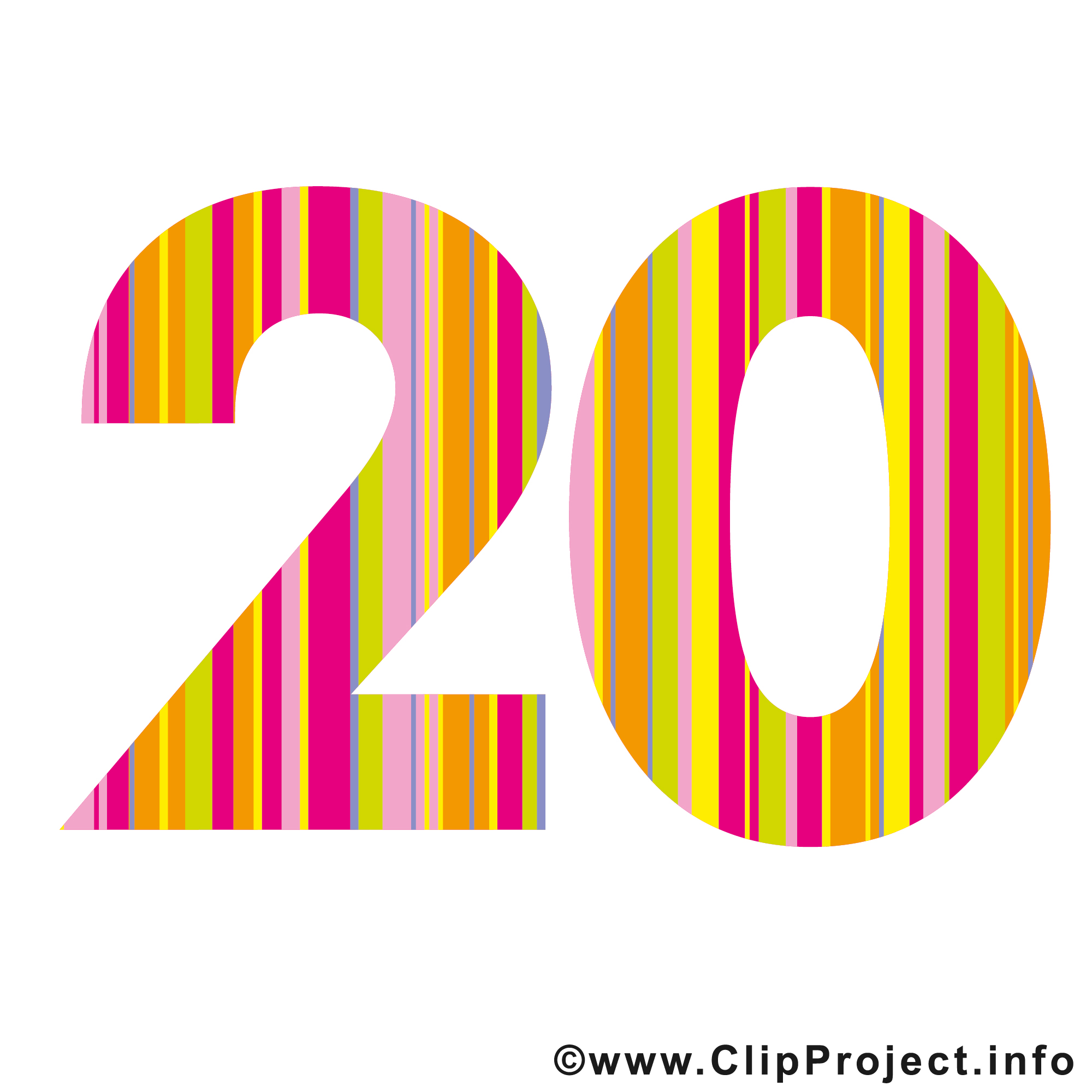Number 20 clipart clip freeuse stock 20 clip art - ClipartFest clip freeuse stock